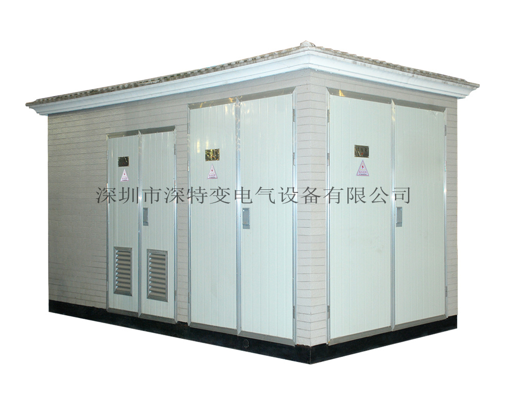 YBW prefabricated substation (European packaged substation)
